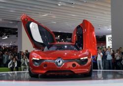 Mondial automobile-Renault-Dezir