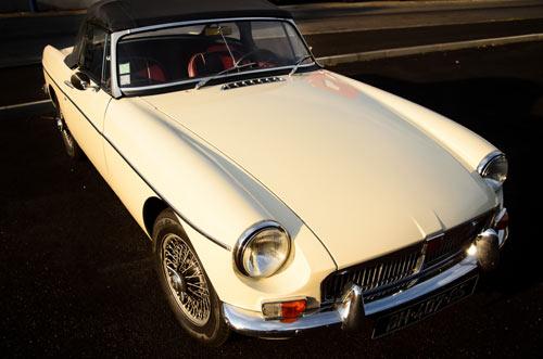 MG B 1967