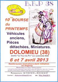 dolomieu 2013