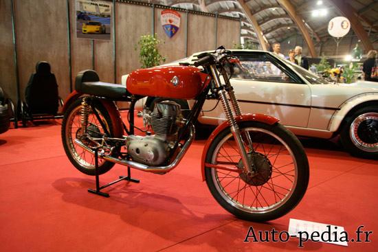 Moto maserati prototype