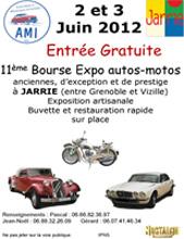 vehicules anciens jarrie