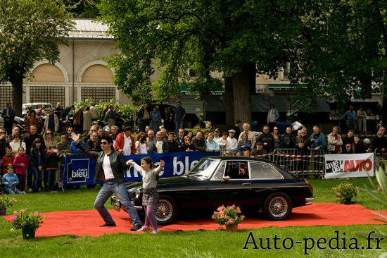 coupé MG BGT