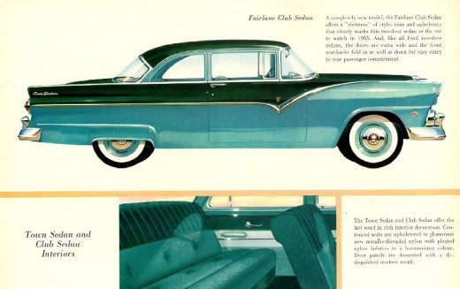 Brochure Ford Fairlane 12