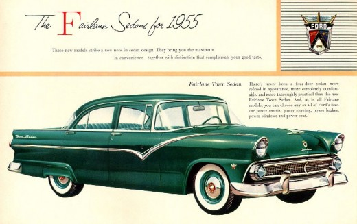 Brochure Ford Fairlane 10