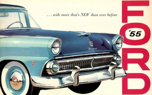 Brochure Ford Fairlane