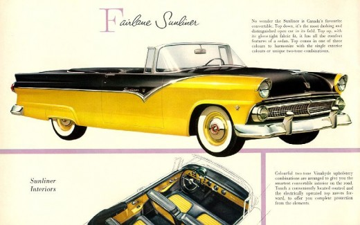 Brochure Ford Fairlane 8
