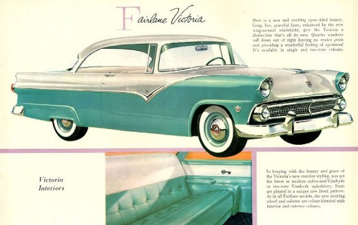 Brochure Ford Fairlane 9