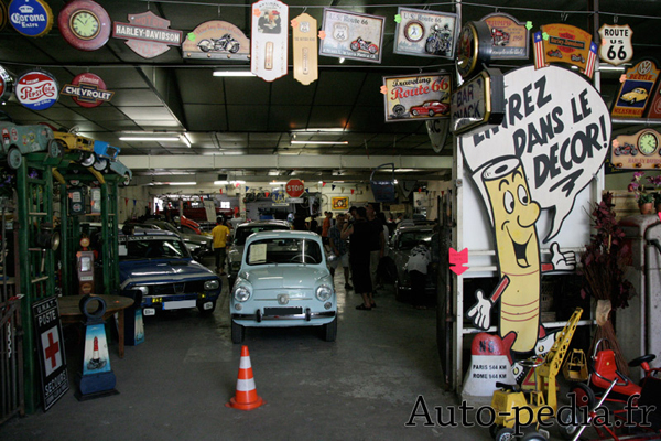 Photos rassemblement saint didier de la tour 2012 - Decoration garage automobile ...
