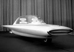 Concept car Ford Gyron