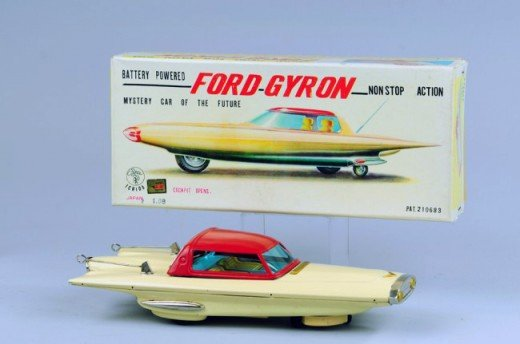 Concept Car Ford Gyron miniature