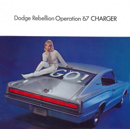 Brochure Dodge Charger