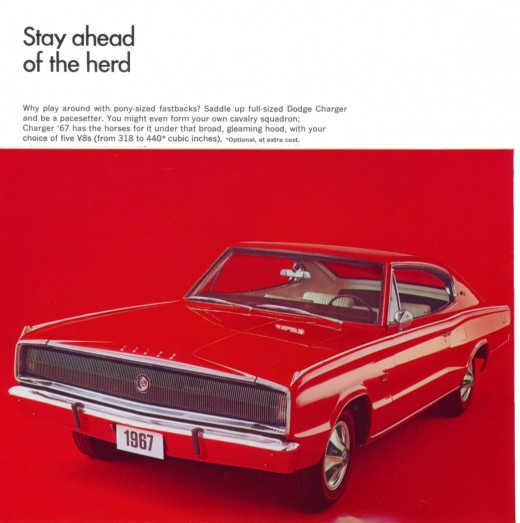 Brochure Dodge Charger 3