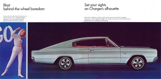 Brochure Dodge Charger 4