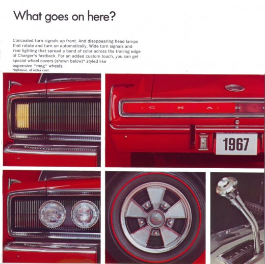 Brochure Dodge Charger 6