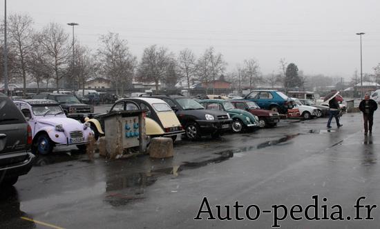 autoretro parking