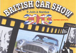 british car show nantua