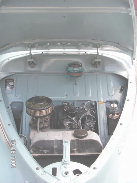 moteur peugeot 203