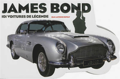 james bond voitures