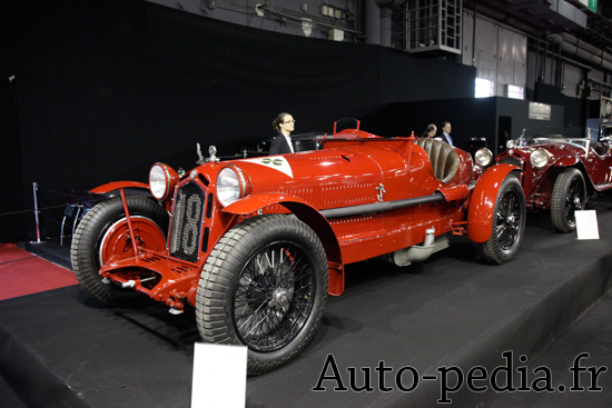 alfa romeo retromobile