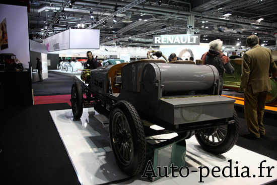 spyker retromobile