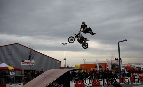 avignon moto demonstration