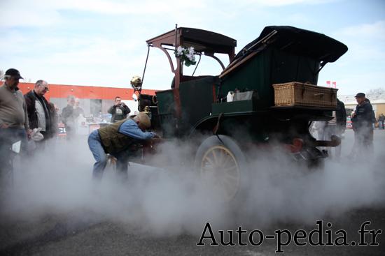 voiture vapeur