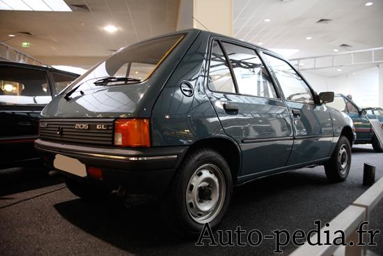 Peugeot 205 berline