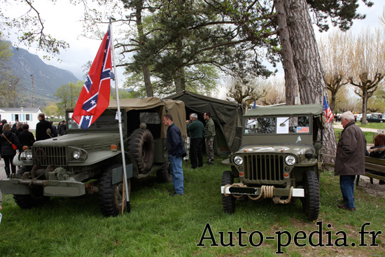 bourget lac vehicule militaire