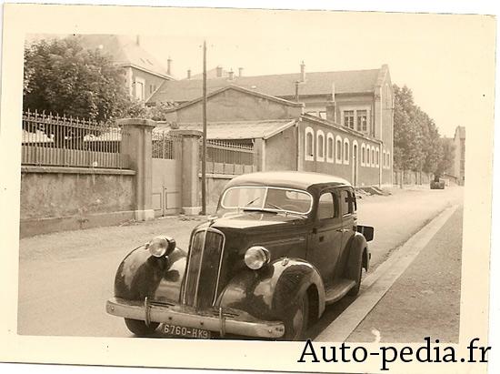 voiture ancienne