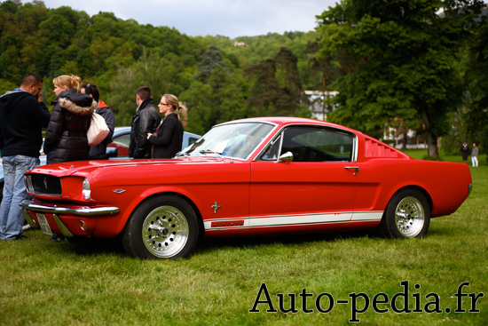 ford mustang 233