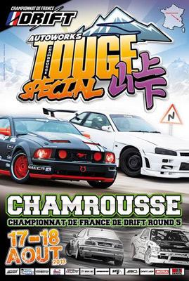 championnat drift chamrousse