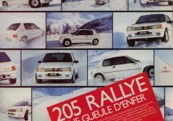pub-peugeot-205-rallye-1988