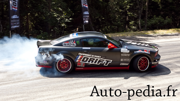 bruno saby drift
