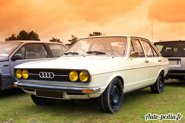 Audi youngtimers
